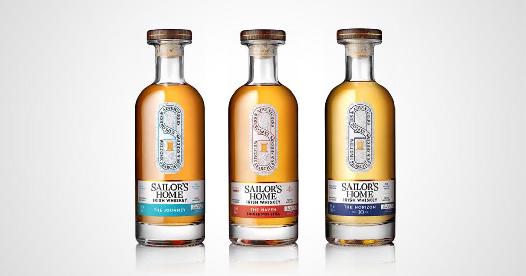 Sailors Home Irish Whiskey