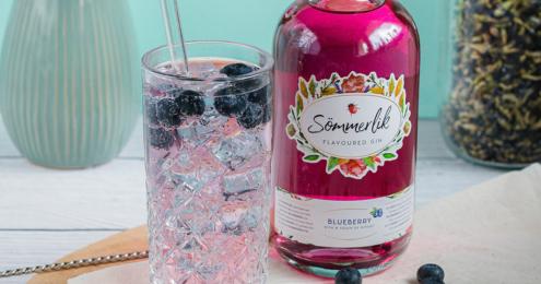 Sömmerlik Flavoured Gin