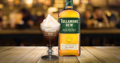 Tullamore D.E.W. Irish Coffee