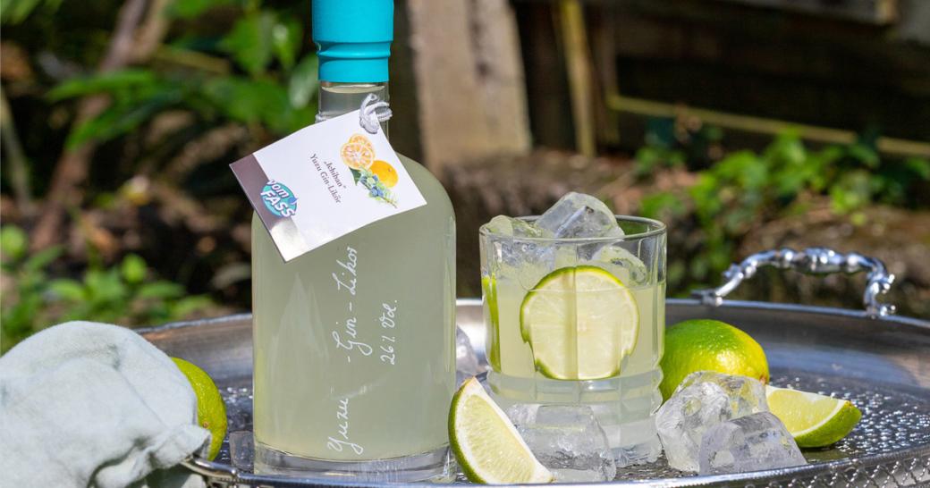 VOM FASS Ichiban Gin-Likoer