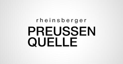 logo rheinsberger preussenquelle