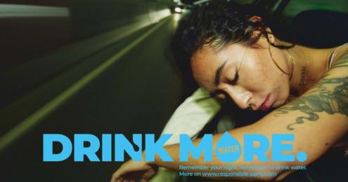 pernod ricard kampagne drink more water
