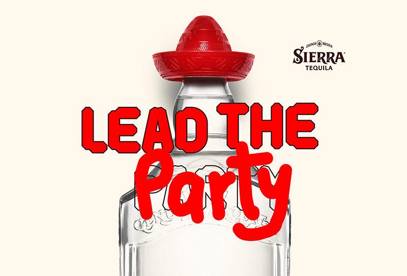 sierra tequila kampagne einer muss