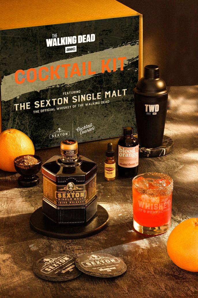 the sexton single malt