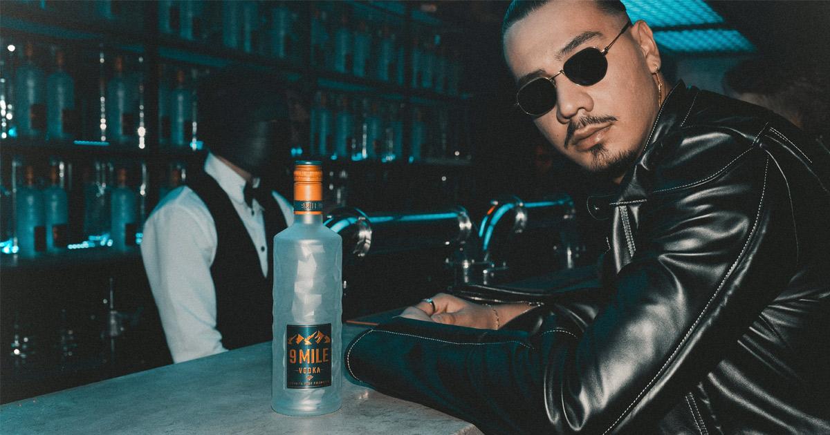 9 MILE Vodka Apache 207