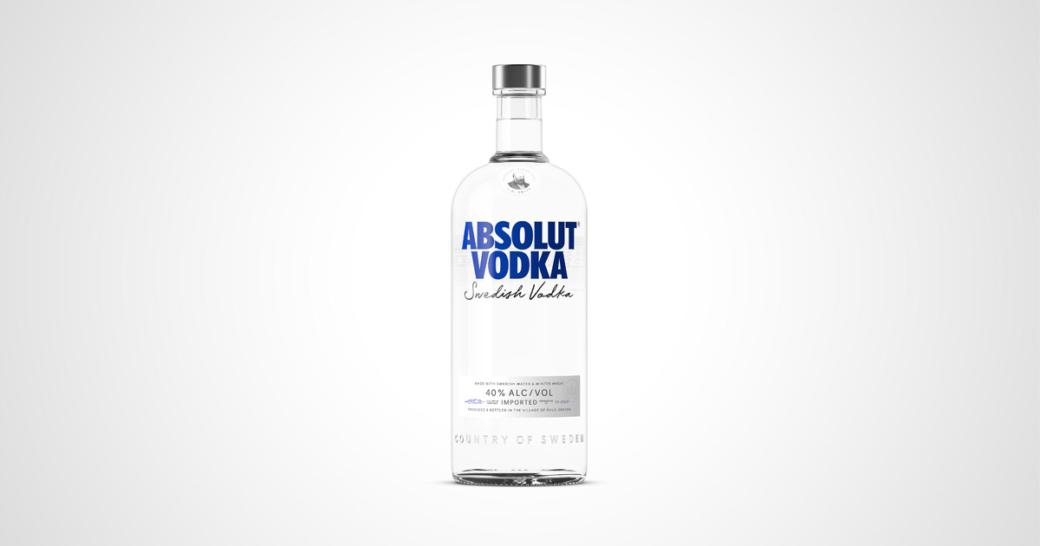 Absolut Vodka Relaunch 2021