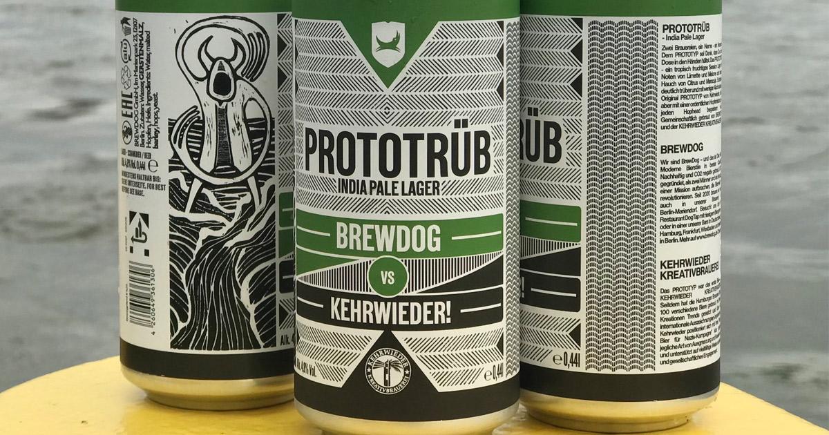 BrewDog Kehrwieder Bier