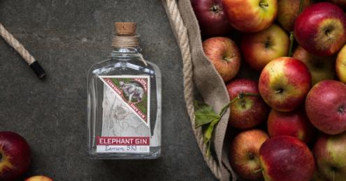 Elephant Gin Apfel