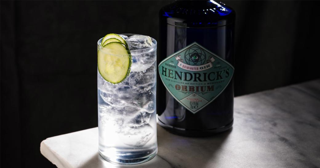 Hendrick's Orbium Drink Mood