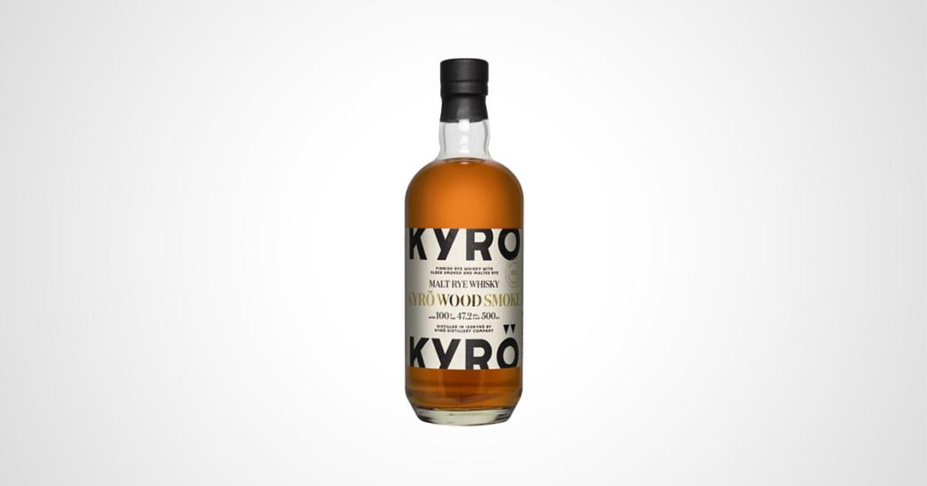 Kyrö Wood Smoke Whisky