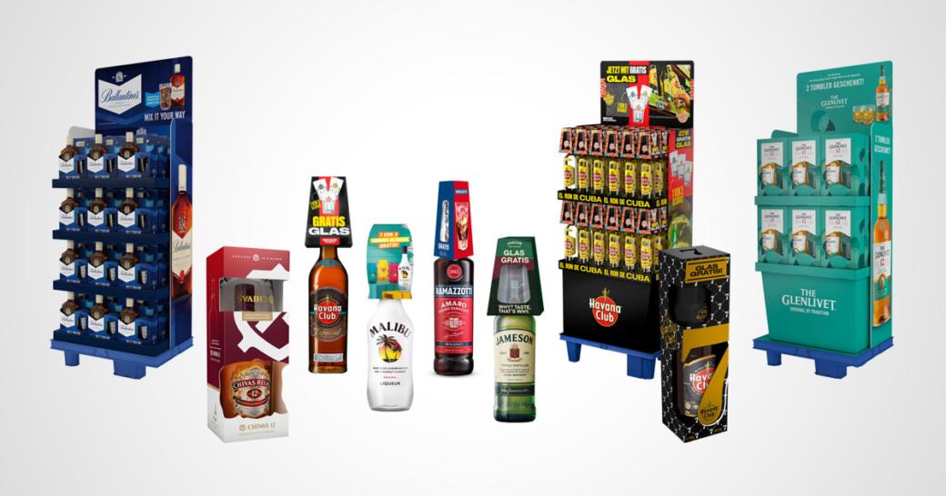 Pernod Ricard Promotions Weihnachten 2021