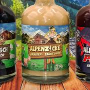Trendshot Alpenliköre