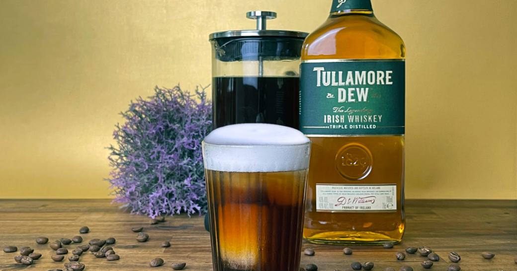 Tullamore D.E.W. Coffee D.E.W.