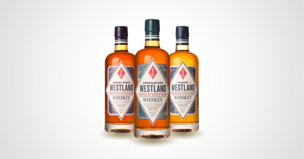 Westland American Single Malt Whiskeys