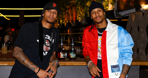hennessy x les twins