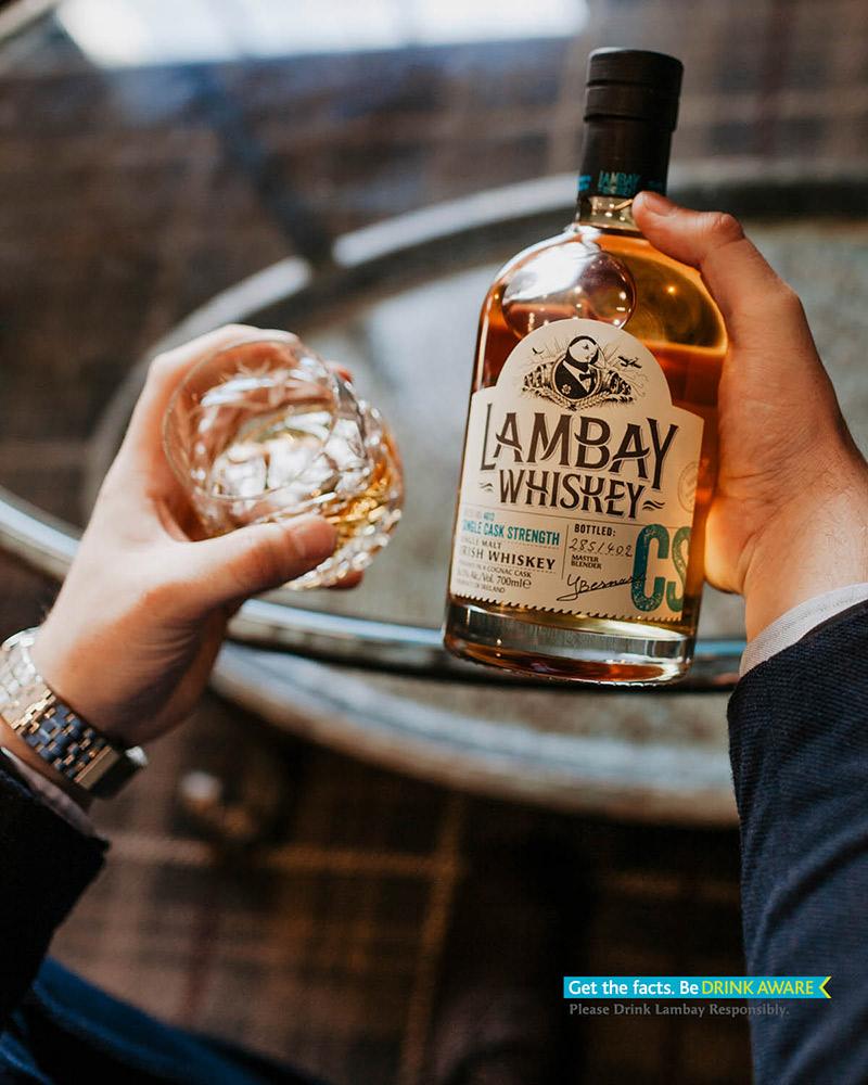 lambay irish whiskey