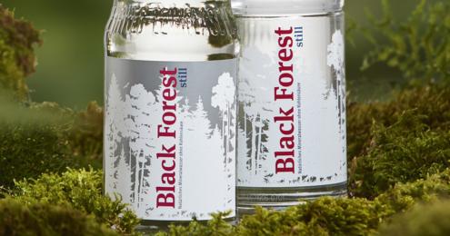 Black Forest Flaschen