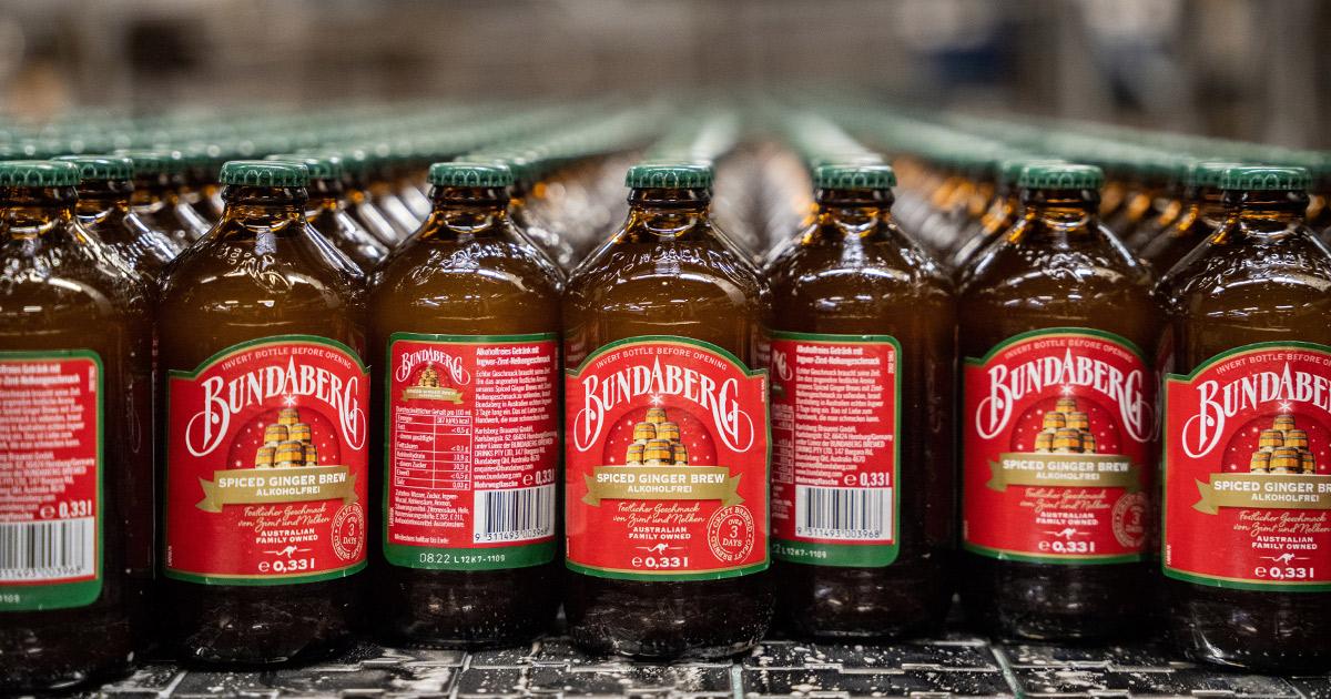 Bundaberg Spiced Ginger Brew