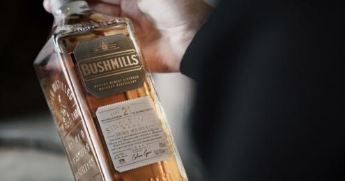 Bushmills 21 neues Design