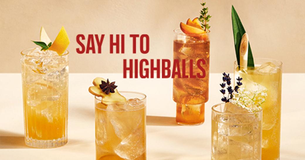 Johnnie Walker Highballs