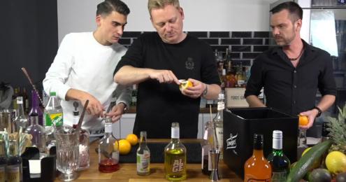 Knossi ALGE Cocktail