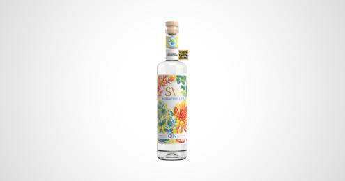 SV Summerville Gin Flasche