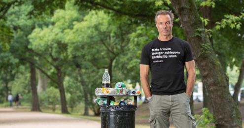SodaStream Hannes Jaenicke 2021