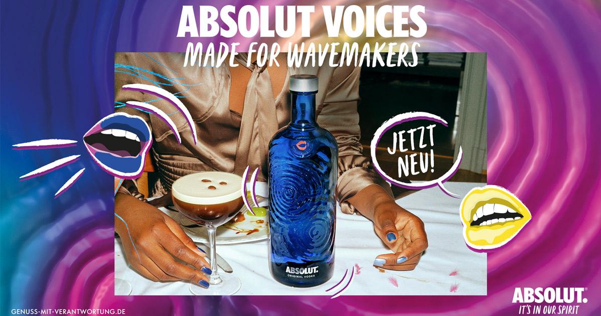 absolut voices