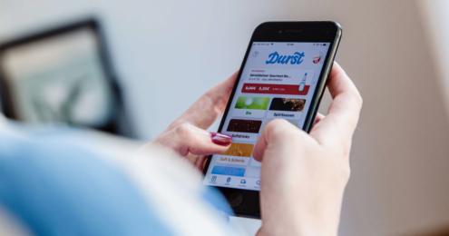 durst.de app