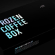 frozen coffee box